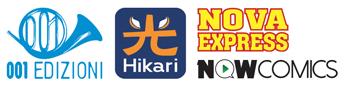 001 Edizioni | Hikari Edizioni | Nova Express