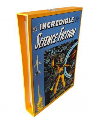 Cofanetto Incredible Science-fiction pieno 4