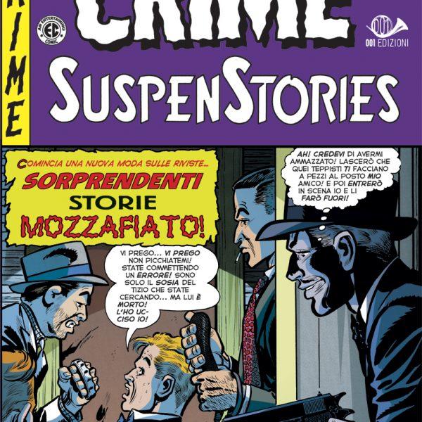 Crime SuspenStories vol. 1