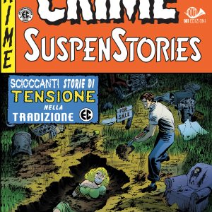 Crime SuspenStories vol. 3