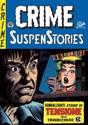 Crime SuspenStories vol. 5