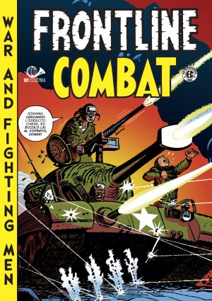 Frontline Combat vol. 1 1