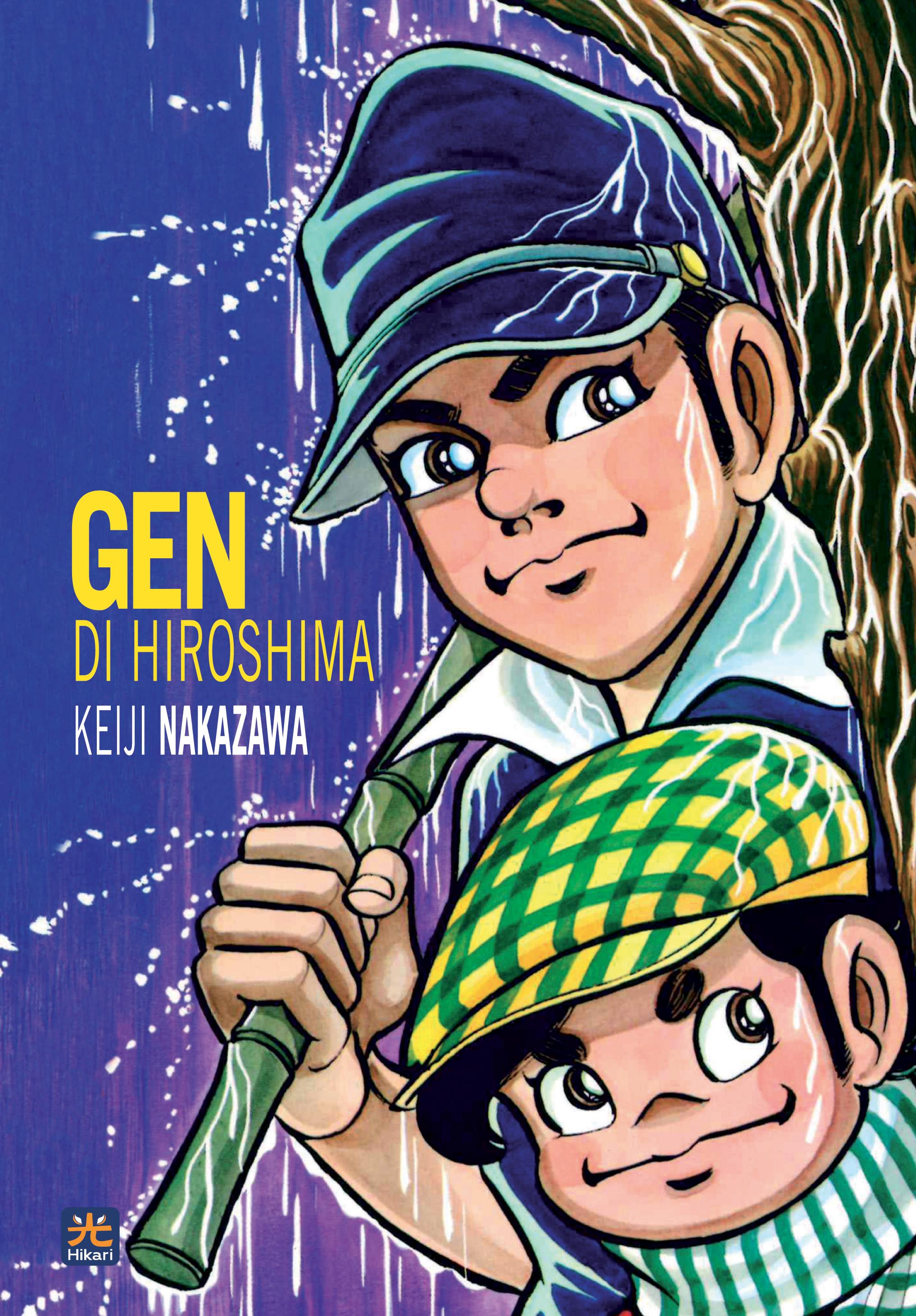 Gen di Hiroshima vol. 2 (di 3) (versione regular)