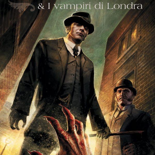 Sherlock Holmes & I vampiri di Londra vol. 1