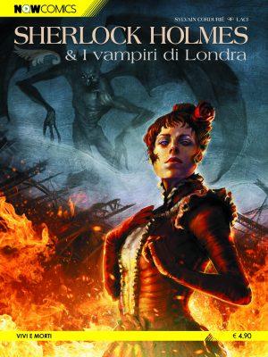 Sherlock Holmes & I vampiri di Londra vol. 2