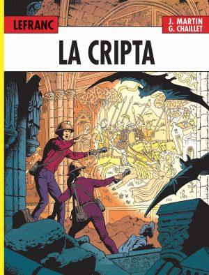 LEFRANC L'integrale (1980-1986). La cripta