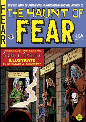 The Haunt of Fear vol. 1