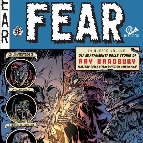 The Haunt of Fear vol. 4
