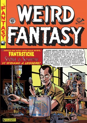 Weird Fantasy vol. 1 1