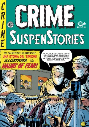 Crime SuspenStories vol. 2