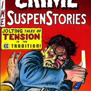 Crime SuspenStories vol. 4