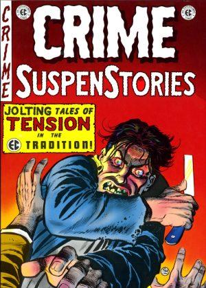 Crime SuspenStories vol. 4