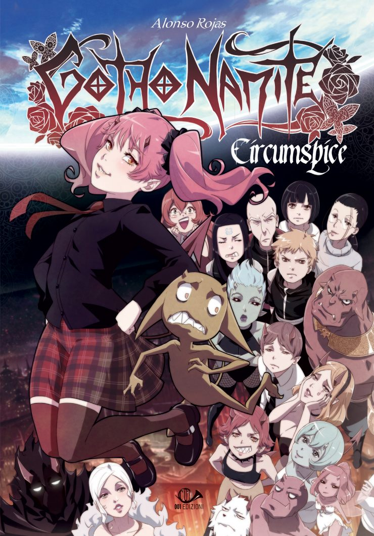 Gotho Namite Circumspice deluxe 1