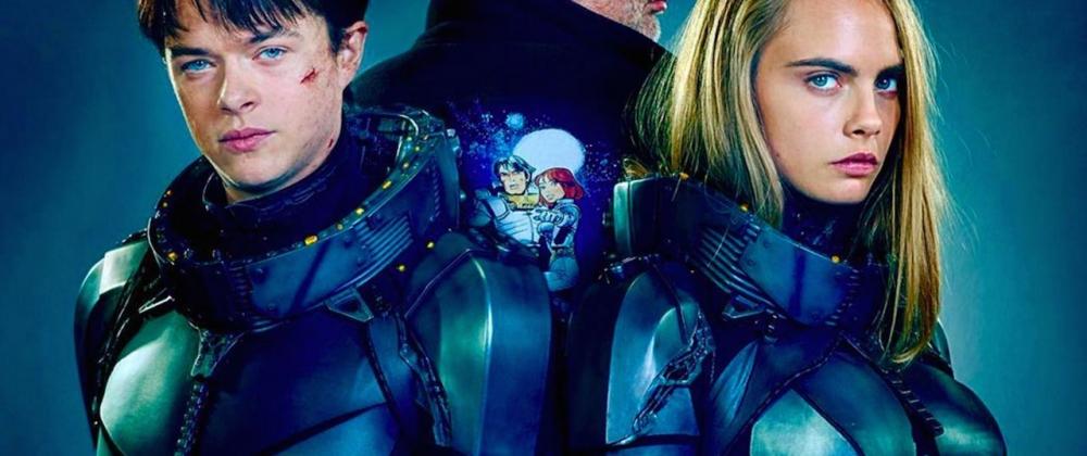 Il primo integrale con le storie che hanno ispirato Luc Besson per Valerian, al cinema a partire dal 21 settembre