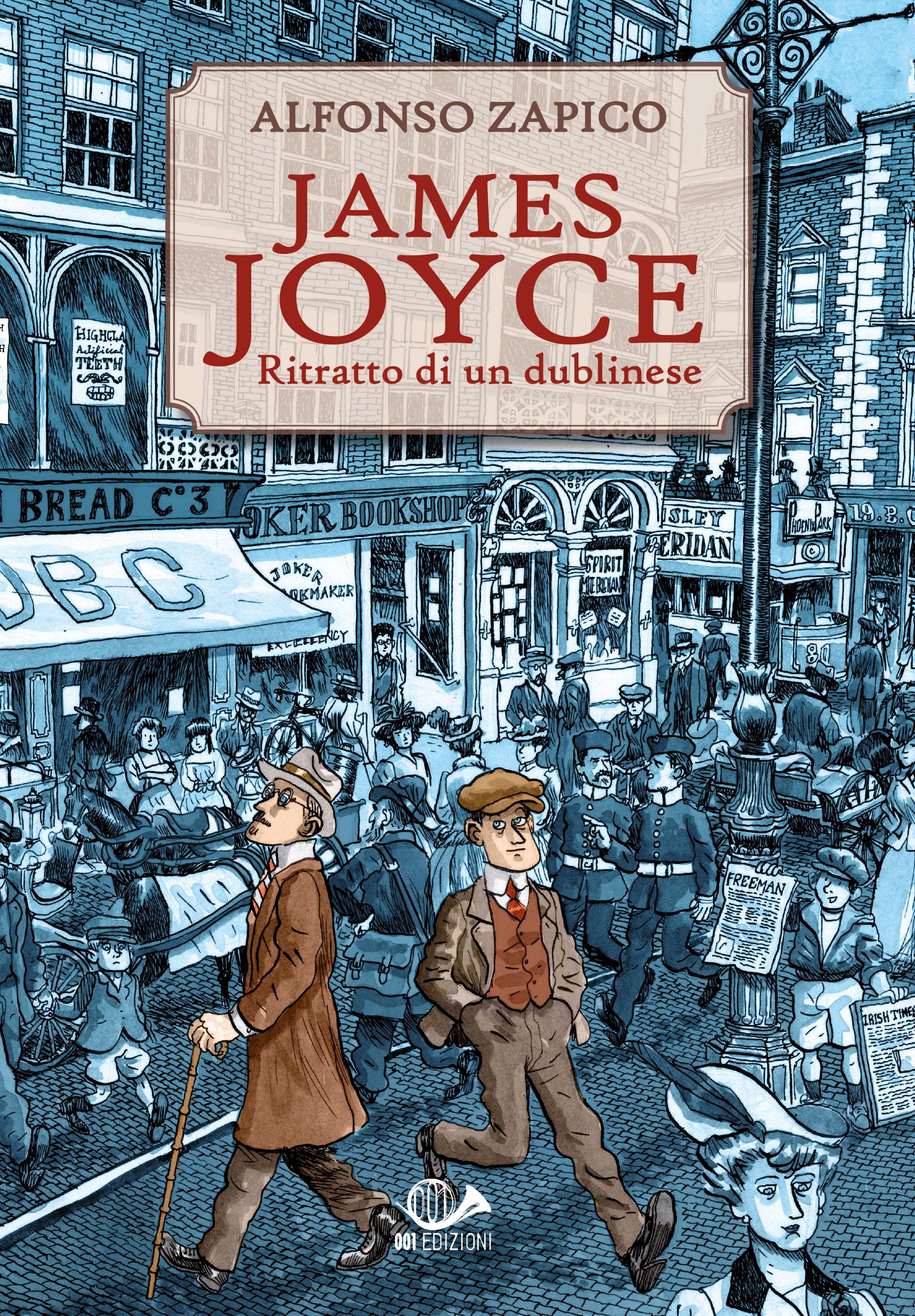 James Joyce. Ritratto di un dublinese