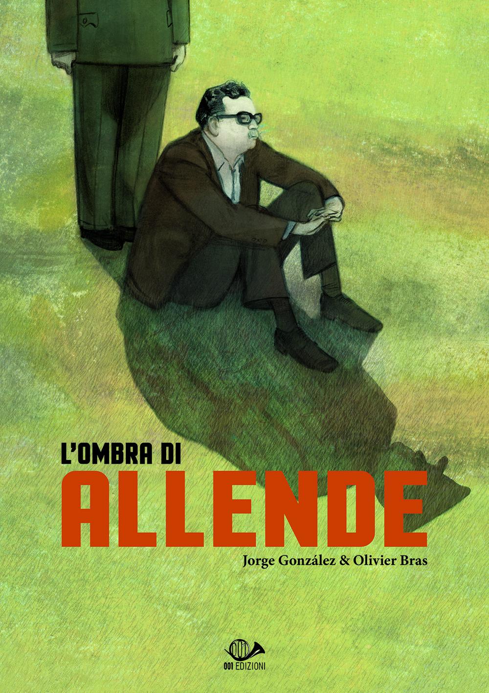 L'ombra di Allende signed edition 1