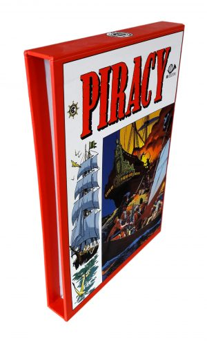 Cofanetto Piracy pieno