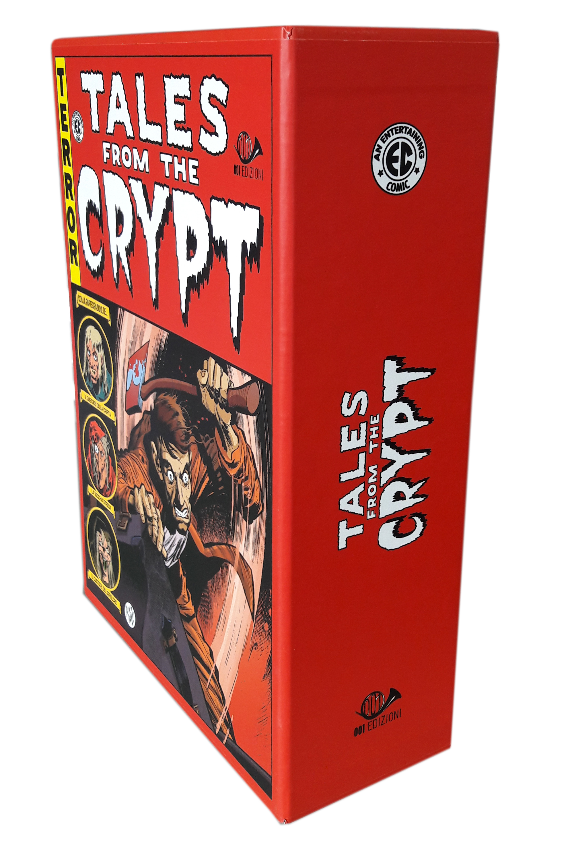 Cofanetto Tales from the Crypt pieno 1