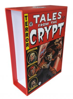 Cofanetto Tales from the Crypt pieno