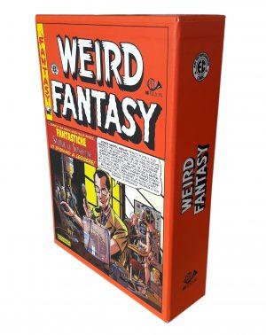 Cofanetto Weird Fantasy pieno