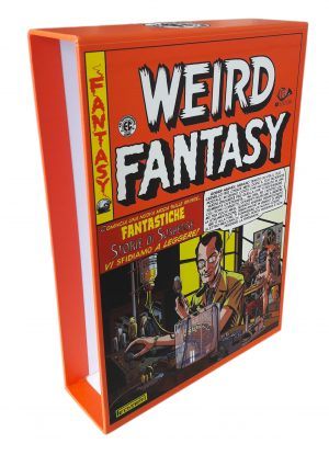Cofanetto Weird Fantasy pieno 1