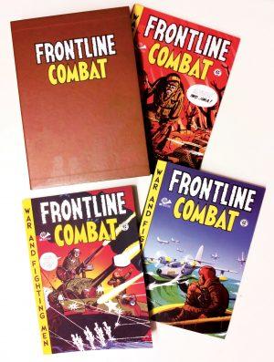 Cofanetto Frontline Combat pieno
