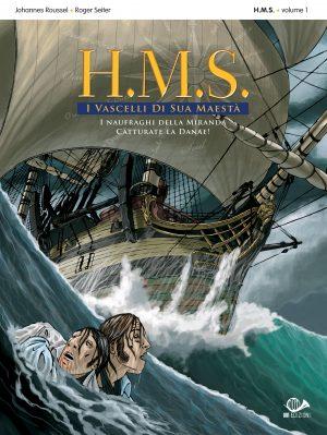 H.M.S. I vascelli di Sua Maestà vol. 2