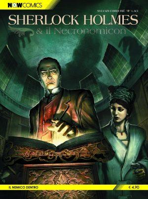Sherlock Holmes & il Necronomicon vol. 1
