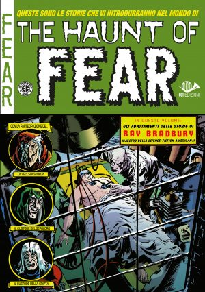 The Haunt of Fear vol. 3
