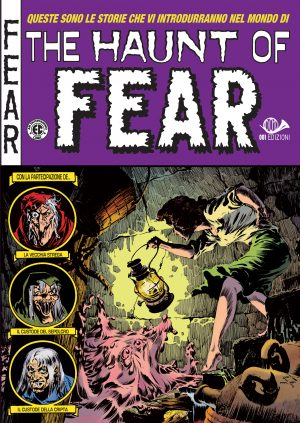 The Haunt of Fear vol. 5