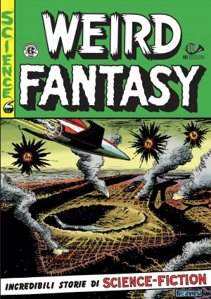 Weird Fantasy vol. 3