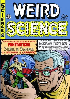 Weird Science vol. 1 1