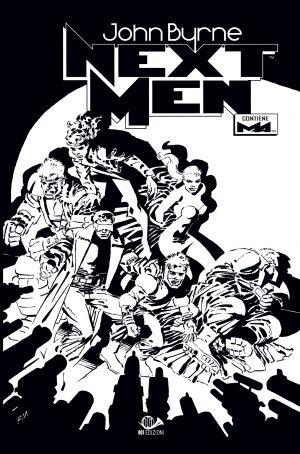Next Men vol. 3