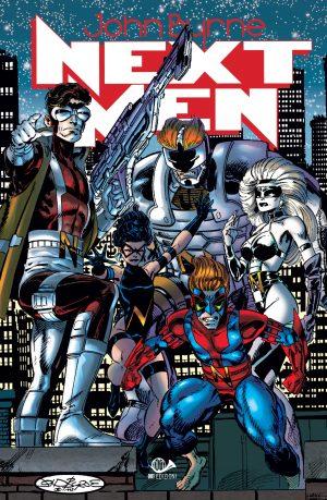 Next Men vol. 4
