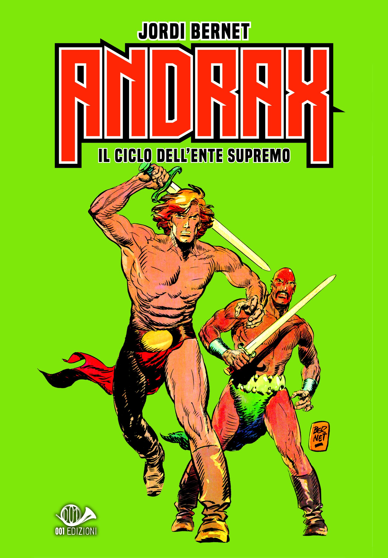 Andrax vol. 2 - preorder