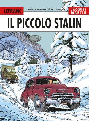 Lefranc l'integrale (2011-2013) | Il piccolo Stalin